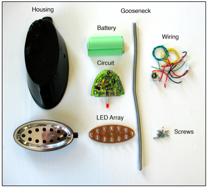 The Lumina Project: Embodied Energy and Off-Grid Lighting